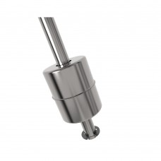 40mm stainless steel float for 12mm guide