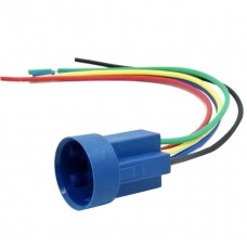 22mm rotary switch pigtail connector