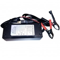 12VDC 8A Lead acid battery charger 110-220VAC