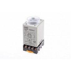 OFF delay timer relay 24VDC 0 - 10s
